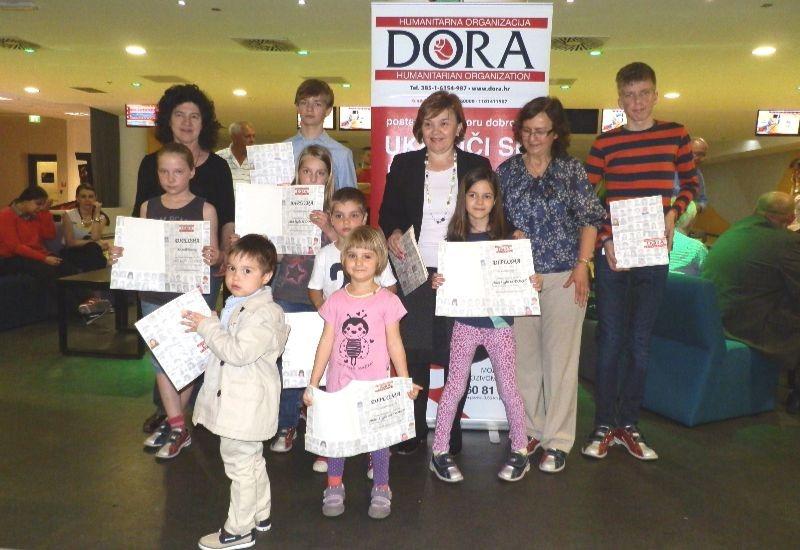 DORA-Turnir u bowlingu