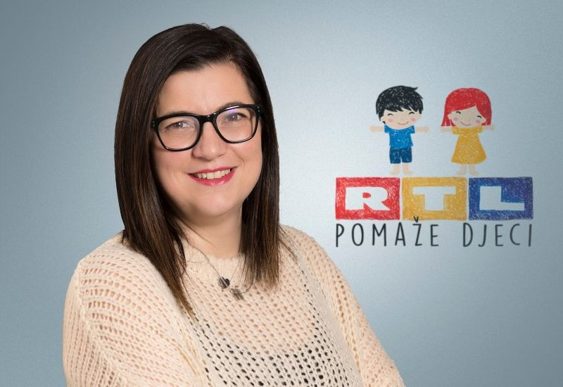 RTL pomaze djeci Ivana Vujnovic