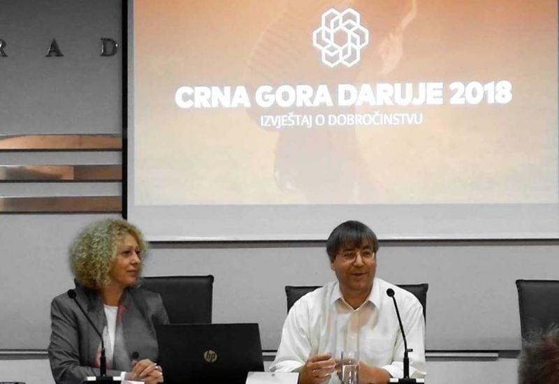 Crna Gora daruje 2018