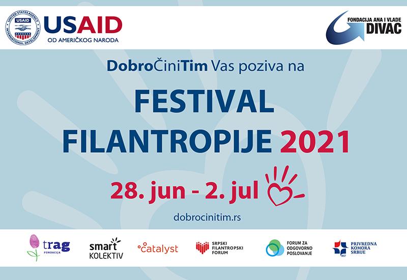 Festival filantropije 2021