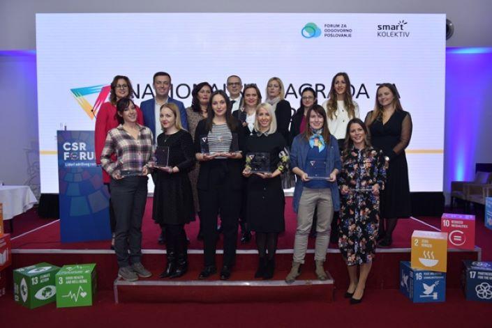nacionalna nagrada za volontiranje 2019